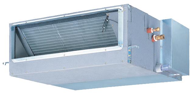 日立中央空调内置风管式