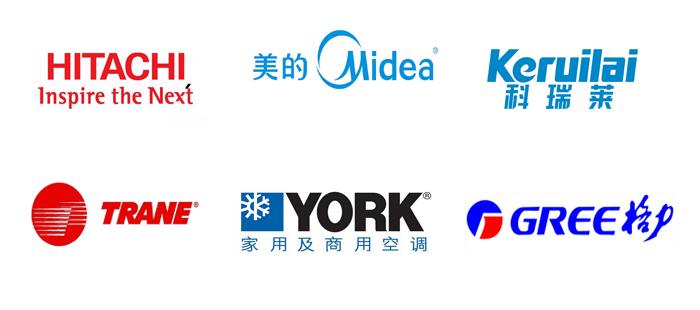 中南机电合作品牌