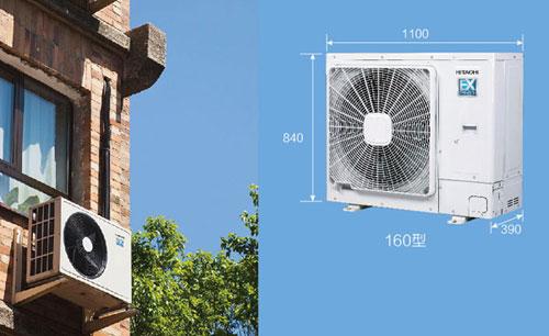 日立家用中央空调制热效果好不好