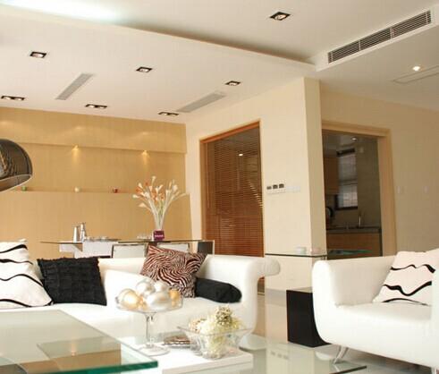 小面积房也能安装家用中央空调