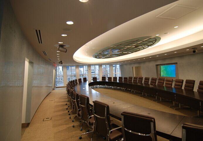 展厅中央空调解决方案,会议室中央空调解决方案