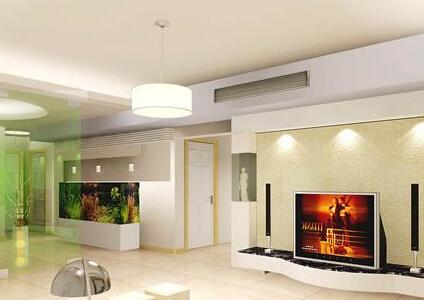 环保中央空调给你舒适的家居生活