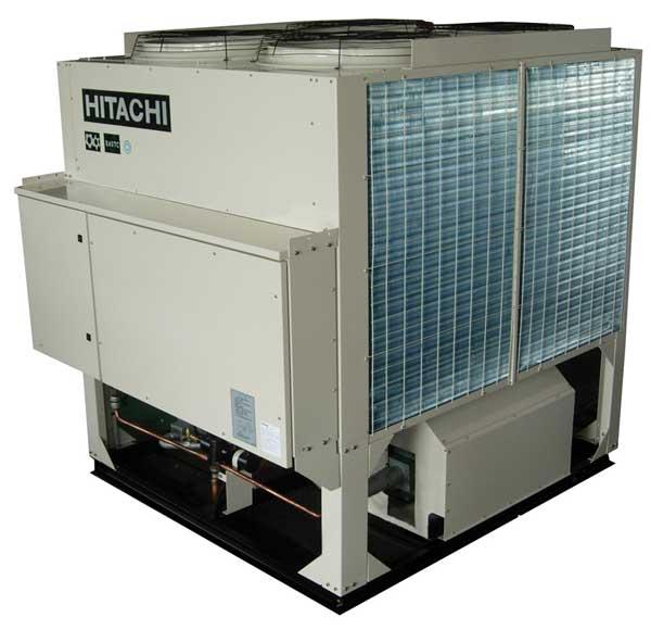 日立风冷热泵冷水机组asz系列